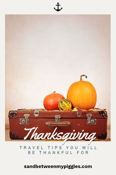 Thanksgiving Travel Tips You Will Be Thankful For