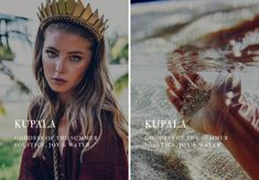 slavic mythology → kupala goddess of the summer solstice, joy & water