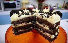 Bolo de Biscoito Crocante de Chocolate   Receitas   Dia Dia