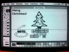 I remember screens like this