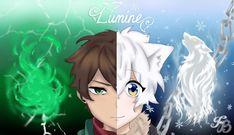 Les personnages principaux de l'œuvre Lumine sur Webtoon #Webtoon Webtoon, Les Oeuvres, Creations, Anime, Art, Drawings, Characters, Art Background, Kunst