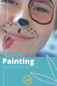 Face Painting Tutorials for beginners. Easy basic ideas to start with. Great for kids this Halloween. #Facepaint #Halloweencostume #Tutorials #Beginners #Kids Face Painting Tutorials, Crafts For Kids, Diy Crafts, Cute Diys, Cool Diy Projects, Diy Tutorial, Diy Ideas, Core, Crafty