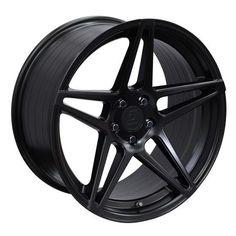 Rpm Wheels Glare Black Face
