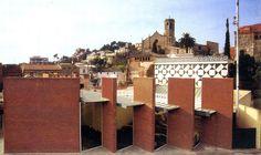Arriola&Fiol museo delle terme romane Sant Boi de Llobregat Barcelona, Willis Tower, Arch, Museum, Building, Travel, Towers, Naturaleza, Scenery