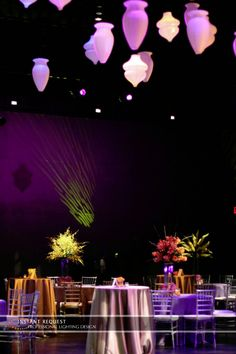 Wedding Uplighting at the Guthrie Theater