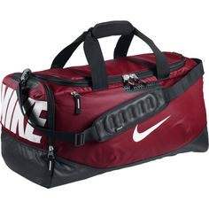 Nike Team Training Max Air Duffel Bag (Medium) Nike Headbands 172efc39ce9