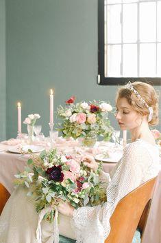 Sister Wedding, Table Decorations, Weddings, Furniture, Home Decor, Homemade Home Decor, Mariage, Wedding, Home Furnishings