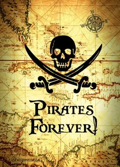 Viralstyle Is The Free Way To Sell High-quality T-shirts. Pirate Art, Pirate Skull, Pirate Life, Pirate Theme, Pirate Ships, Pirate Crafts, Pirate Birthday, Tattoo Caveira, Golden Age Of Piracy