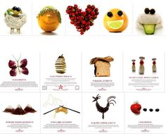 Healthy Ingredients used by Pret A Manger