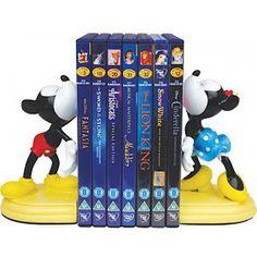 Sujetalibros Mickey Minnie Mouse | Regalos de Navidad