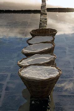 Tamarin Salt Pans, Mauritius, via Flickr.