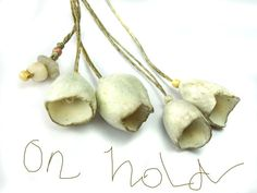 ON TEMPORARY HOLD Artisan Ceramic small by greybirdstudio on Etsy, £21.00