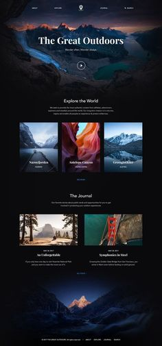 5 Beautiful Travel Website Designs for Your Inspiration on Behance You are in the right place about Web Design tips Here we offer you the most beautiful pictures about the Web Design car you are looki Ux Design, Web Design Trends, Web Design Moderne, Layout Design, Design De Configuration, Visual Design, Design Sites, Modern Web Design, Website Design Layout