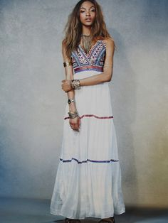 Free People Soleil Maxi at Free People Clothing Boutique