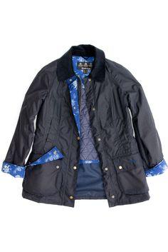 Barbour x Wedgwood Catherine Wax Jacket ($399)