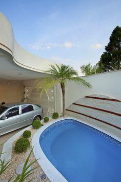 Reforma Casa Ipiranga : Casas modernas por Designer de Interiores e Paisagista Iara Kílaris