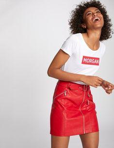 64c270fb1edd68 55 meilleures images du tableau MORGAN LOVES RED en 2019 | Mode ...