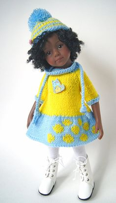 Outfit for dolls 13 Dianna Effner Little Darling &