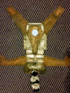 Ginger-Snap Cosplay: Rocket Raccoon Cosplay - Armor