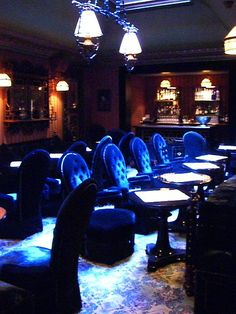 Hotel Costes bar... I'll wait here for you