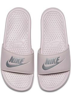 sale retailer 62c4d 4da58 Women s Benassi JDI Swoosh Slide Sandals from Finish Line