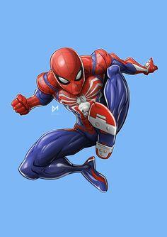 The Amazing Spiderman HD Wallpapers 2020 2020 2020 2020 hd Marvel Art, Marvel Dc Comics, Marvel Heroes, Marvel Characters, Marvel Avengers, Ms Marvel, Captain Marvel, Spiderman Suits, Spiderman Art