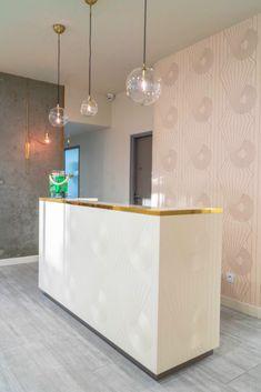 Boutique Interior, Salon Interior Design, Home Design Decor, House Design, Home Decor, Workspace Design, Store Design, Newport, Retro