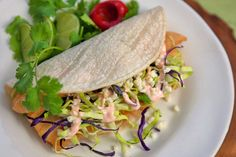Fish Tacos, easy and delicious!