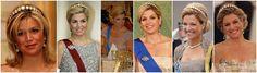 """The Royal Order of Sartorial Splendor: Tiara Thursday: The Rose Cut Diamond Bandeau""  An interesting blog"