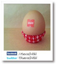 Huevos DAGU en las redes sociales: facebook.com/HuevosDAGU twitter.com/huevosdagu