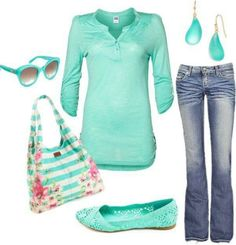 Every day outfit.....love this!