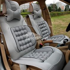 Comfortable And Soft Massage Style Car Seat Cover