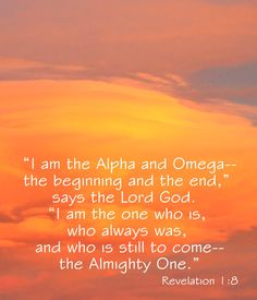 Revelation 1:8