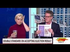 Liberal MSNBC Pundit Scarborough Laughs Uncontrollably Calls Out Media Hypocrisy Over Clinton Joining Recount Hillary Clinton Fake, Black Church, Raised Right, Election Results, Morning Joe, Double Standards, Justin Trudeau, Mainstream Media, Founding Fathers