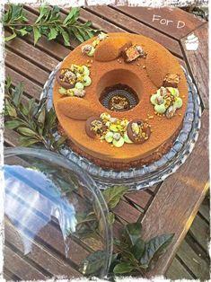 For D (Entremets Chocolat au Lait et Pistache) – Je Veux des Gourmandises