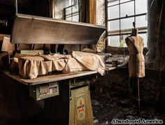 Abandoned clothing factory  Visit my Abandoned America website for more  #Abandoned #abandonedamerica #ageofconsequences #autopsyofamerica #matthewchristopher #autopsyoftheamericandream #ruins #decay #architecture #history #igers_philly #urbanexploration #urbex #abandonedearth #textile