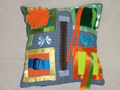 Sensory Stimulation cushion Dementia Activity Product