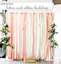 Top 10 Wedding Backdrops for Photo Booths, Dessert Tables and Ceremonies | FollowPics