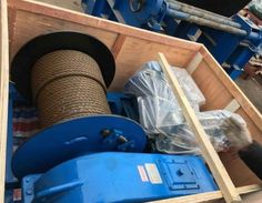 3 Ton electric winch Delivery To Thailand On November 3 Ton electric winch has been delivered to Tianjin port China Then send to Laem Chabang Port Thailand, the good quality p Electric Winch, Crane, Thailand, Delivery, Group