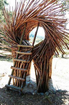 - Human Nests by Jayson Fann  <3 <3
