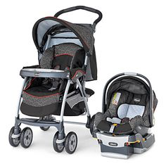 Full kit for Chicco Baby Car seat and stroller. This was rated best by Consumer Reports