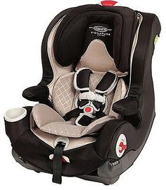 Graco Smart Seat All-in-One Convertible Car Seat - Larkin