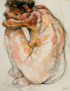 Sylvie Guillot - Peinture huile Portrait Aquarelle Dessin