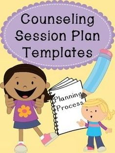 You have 20+ kids on your caseload, IEP goals, short-term counseling, long-term counseling, skill deficits, behavior plans. You need a standard process for planning sessions. You need a way to thoughtfully assess progress. You want to make sure you are building upon skills and supporting a more independent student.This product contains ...