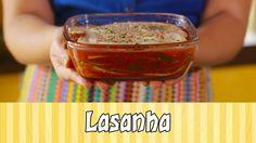 Cozinha Low Carb: Lasanha