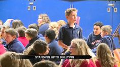 Stand Up to Bullying PKG | ABC 57 News