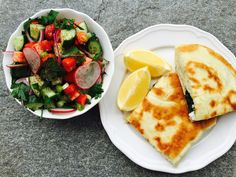 Cuisine: Lebanese Prep time: 10 mins Cook time: 1 hour 15 mins Serves: 4 Description Notes The addition of baharat gives a Lebanese flavour to this vegetarian filled flatbread. Served with a fresh shepherd's salad, this makes a perfect spring or summer weekend lunch. Notes Replace the spinach with lamb mince for a meaty option …