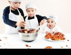 Introduza bons hábitos de alimentação através da brincadeira. Traga seu filho para a cozinhe e ganhe momentos divertidos, união e ainda ensine a comer bem.