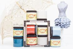 Five New Dixie Belle Paint Colors - Dixie Belle Paint Company Paint Companies, Paint Brands, Calming Colors, Muted Colors, Orange Painted Furniture, New Paint Colors, Dixie Belle Paint, Mineral Paint, Diy Christmas Tree