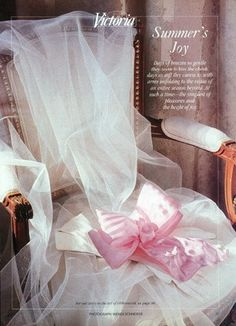chair with tulle would be a pretty chair for baby shower for mom to